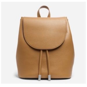 Everlane The Petra Backpack in Tan